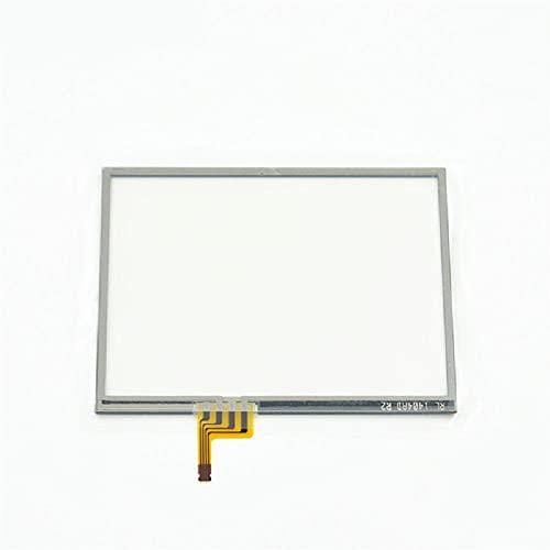 ARCADORA Unidad de repuesto de cristal digitalizador de pantalla táctil inferior para Nintendo 3DS (N3DS) (2011-2012) - Panel táctil solamente!