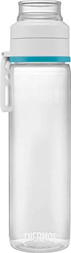 THERMOS Bouteille d'hydratation, sans BPA, Eastman Tritan Plastique, Bleu Sarcelle, 710 ML