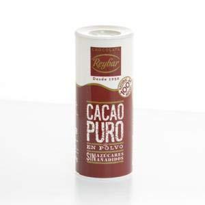 CACAO PURO EN POLVO REYBAR BOTE 150 GR (1 UNIDAD)