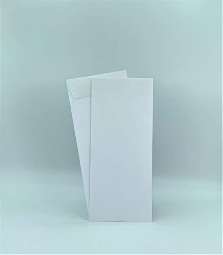 1000 Cashier Depot No.10 Policy Envelopes (Open End), 4 1/8