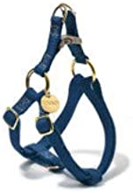 product image for Found My Animal Indigo Cotton Cat & Dog Harness, Large