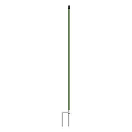 5 Stk. Ersatzpfahl für 112 cm Euro Netz, 2 Spitzen für den Weidezaun