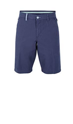 Brühl - Comfort Fit - Herren Bermuda Shorts in Beige oder Blau, Bilbao (0605181710100), Größe:60, Farbe:Blau (670)