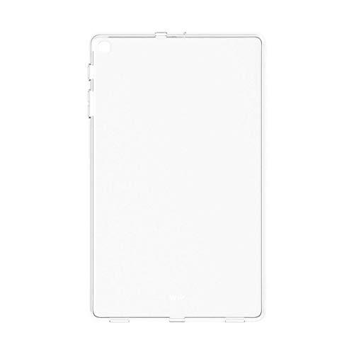 SA Galaxy Tab A Soft Clear Cover Transp