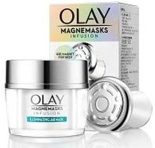 KHAOJAO BEAUTY :Olay Magnemasks Whitening Mask Starter Kit (Whitening Mask 50 g + Magnetic Infuser)