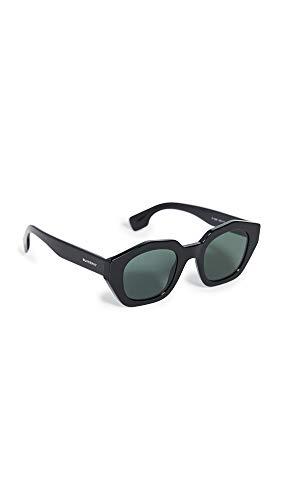 Burberry Gafas de Sol BE 4288 Black/Grey Green Mujer