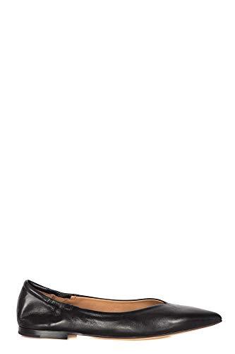 Pomme d'Or - Flache Schuhe - 350632 - Schwarz - Schwarz, 37½