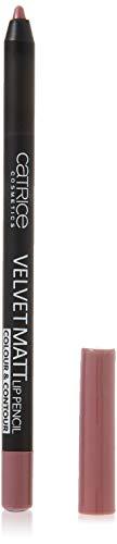 Catrice Velvet Matt Lip Pencil Colour & Contour 090