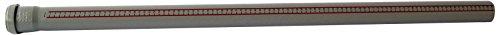 Ostendorf GmbH & Co.KG 112040 HT Rohr HTEM 1000mm, mit 1 Muffe, DN 50, 10 Stück