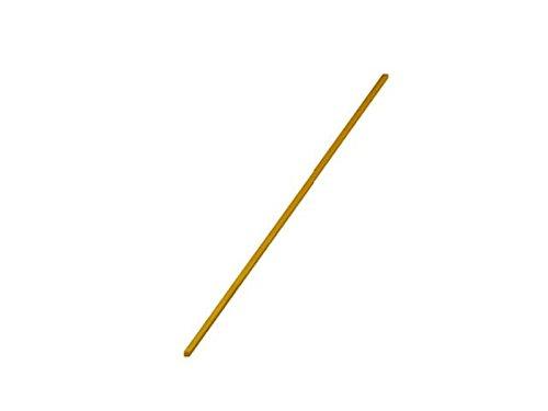Bambus-Zuckerwattestäbe 4 x 4 mm, 40 cm [100 Stück]