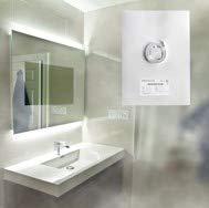 Lámina antivaho Cecather para espejo 40x60cm