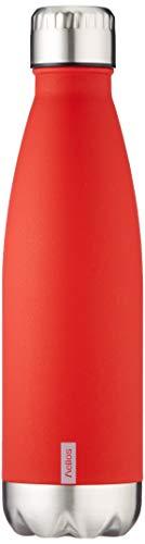 Helios 1502-129 Enjoy Isolierflasche, Edelstahl