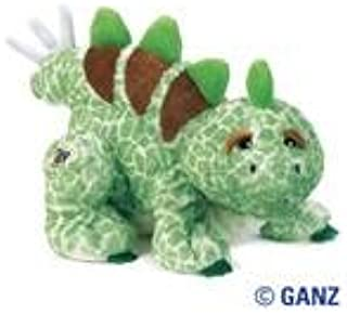 Webkinz Stegosaurus + Free Webkinz Bookmark