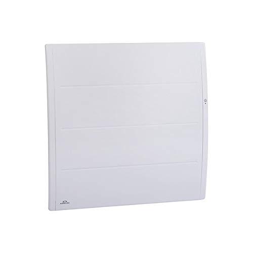 Radiateur chaleur douce horizontal ADEOS Smart Ecocontrol - 1000w blc - Airelec
