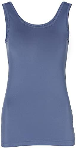 CARE OF by PUMA 587175 Camiseta, Azul (Vintage Indigo), 14