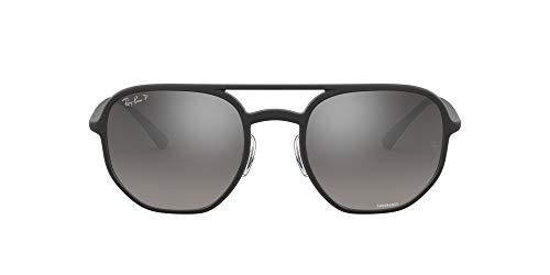 Ray-Ban RB4321CH Gafas, NEGRO, 53 Unisex Adulto