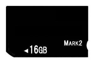 NLC オリジナルブランド [ 東芝製チップ内蔵 ] メモリースティック Pro Duo mark2 16GB [ Memory Stick Pro Duo 16GB ] メモリーカード フラッシュメモリ NEX-3 NEX-5 α55 α33 NEX-C