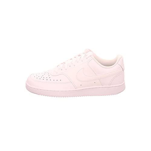 Nike Court Vision Low, Zapatillas de Baloncesto Mujer, Blanco, 40 EU