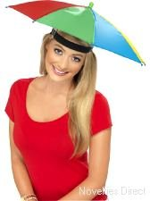 Novelties Direct Umbrella Hat