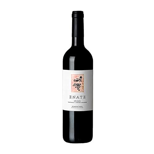 Vino Tinto Enate Crianza de 75 cl - D.O. Somontano - Bodegas Enate (Pack de 1 botella)