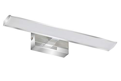 LED Wandleuchte Briloner Splash 2063-018 Bilderlampe Chrom 5 Watt