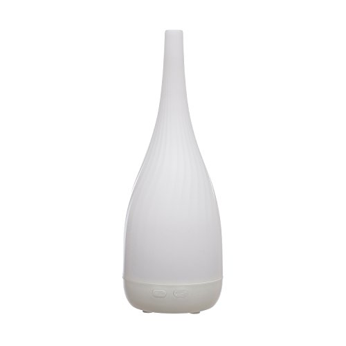Diffusore elettrico di aromi con 2 modalit� di funzionamento Bianco