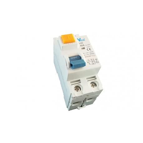 Vexi Interruptor diferencial 2P 40A 300MA Clase AC