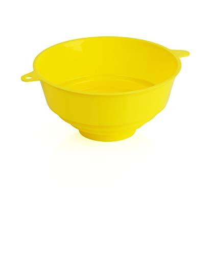 Kimmel Einfüllhilfe Einweckhilfe, Kunststoff, Gelb
