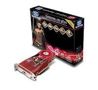 Sapphire HD 3870 GDDR4 - Grafikkarten (GDDR4, 256 Bit, 2560 x 1600 Pixel, PCI Express 2.0)