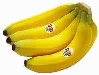 Fresh Organic Bananas Approximately 3 Lbs 1 Bunch of 6-9 Bananas