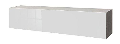 Composad, 80241830657, Pensile, Bianco, 30 x 109.8 x 35 cm