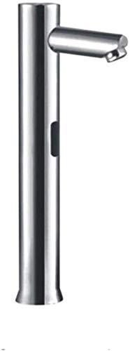KKY-Enter Vintage Latón 360 Grados RotaciónBathroom AUTOMÁTICA Manos AUTOMÁTICOS Touche Libre Sensor FAUTOS FRÍO Agua Inductor AGUOS ELÉCTRICOS Tap