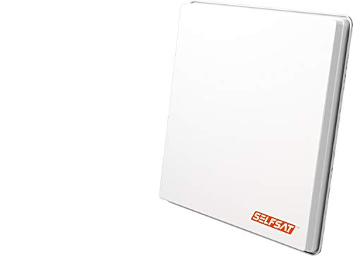 Selfsat H50dCSS Unicable 2 Antenne incl. 2 Legacy...