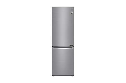 LG GBB61PZGFN frigorifero con congelatore Libera installazione Acciaio inossidabile 341 L A+++