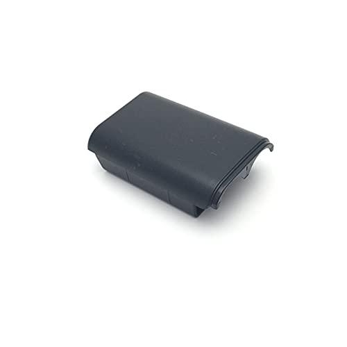 LHSJYG Freno Alambre End Caps,Tapa De Cable De Freno 50pcs Negro AUTOMÓVIL Club BRITÁNICO Tapa de la Caja de la Cubierta del Soporte de la batería for el Controlador inalámbrico Xbox 360
