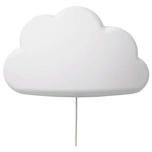 Ikea Upplyst LED Wall lamp Cloud Wh…