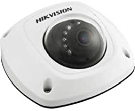 HIKVISION DS-2CD2522FWD-IS 4MM Compact Dome Camera, 2 MP/1080p, H.264, 4 mm, Day/Night, 120 dB WDR, IR (30 m), 3-Axis, Alarm I/o, Audio Mic/O, uSD, IP66, PoE / 12 V DC