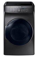 Samsung DVG55M9600V 7.5 CF Smart Gas Dryer, Multi-Steam, FlexDry