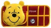 Winnie qui Sourit Housse pour Pare-soleil intérieur