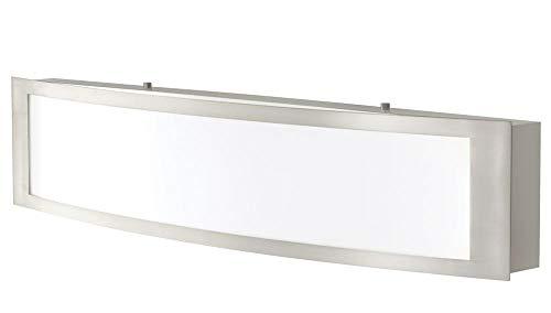 Home Decorators Collection IQP1381L-3 180w LED Bath Light Brushed Nickel