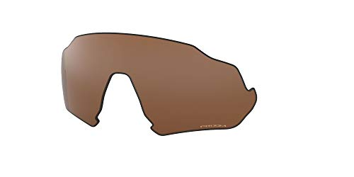 Oakley RL-FLIGHT-JACKET-19 Lentes de reemplazo para gafas de sol, Multicolor, 55 Unisex Adulto