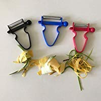 TIMGOU Set of 3 Magic Peeler Kitchen Aid Peel Anything In Seconds With The Amazing 3pc Peeler Set