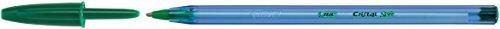 BIC, Penna a sfera BIC® Cristal®, Soft, 0,35 mm verde