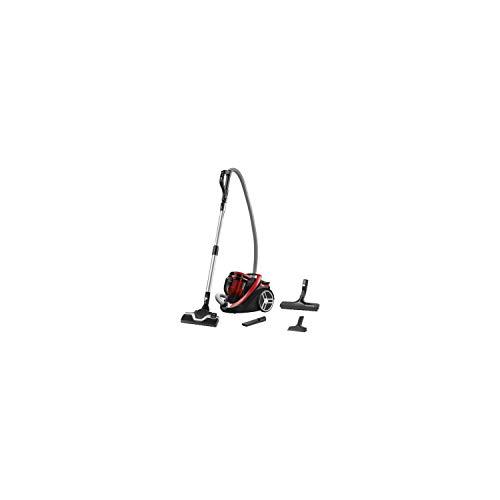 Aspirapolvere a Traino Senza Sacco Potenza 550 Watt Ciclonico Colore Nero - RO7689 Silence Force