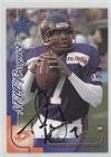 Ted White #179/3,000 (Football Card) 2000 Leaf Rookies & Stars - [Base] - Autographs #290