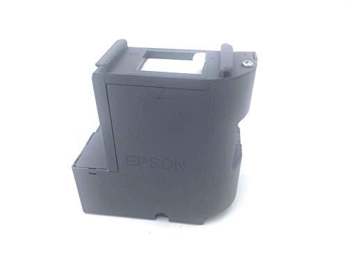 Depósito de Tinta de Mantenimiento para Epson L4150 L4160 L4163 L4167 L4156 L4166 L4165 L4167 L4163 L4151 Almohadilla para depósito de Tinta Residual ⭐