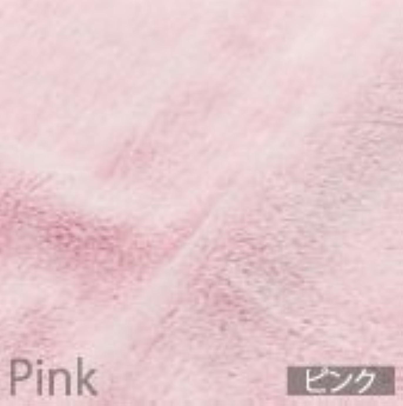 ワックス状高揚したマイクロファイバーフェイスタオル極ピンク