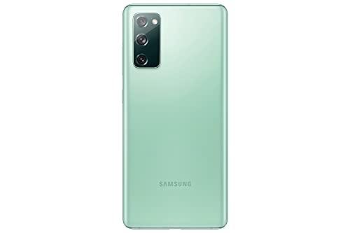 Samsung Galaxy S20 FE 5G, Android Smartphone ohne Vertrag, 6,5 Zoll Super AMOLED Display, 4.500 mAh Akku, 128 GB/ 6 GB RAM, Handy in Grün inkl. 36 Monate Herstellergarantie [Exklusiv bei Amazon] - 2
