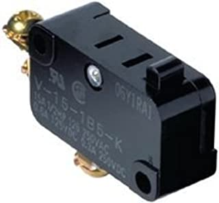 Snap Action Switches HINGE LEVER SPDT 15A Basic 1 piece