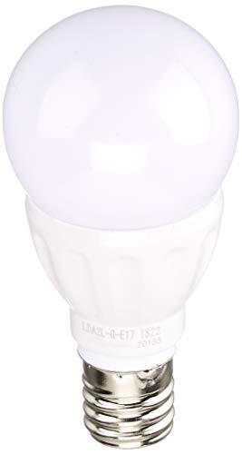 オーム電機 LED電球 小形 E17 25形相当 電球色|LDA2L-G-E17 IS22 06-4331